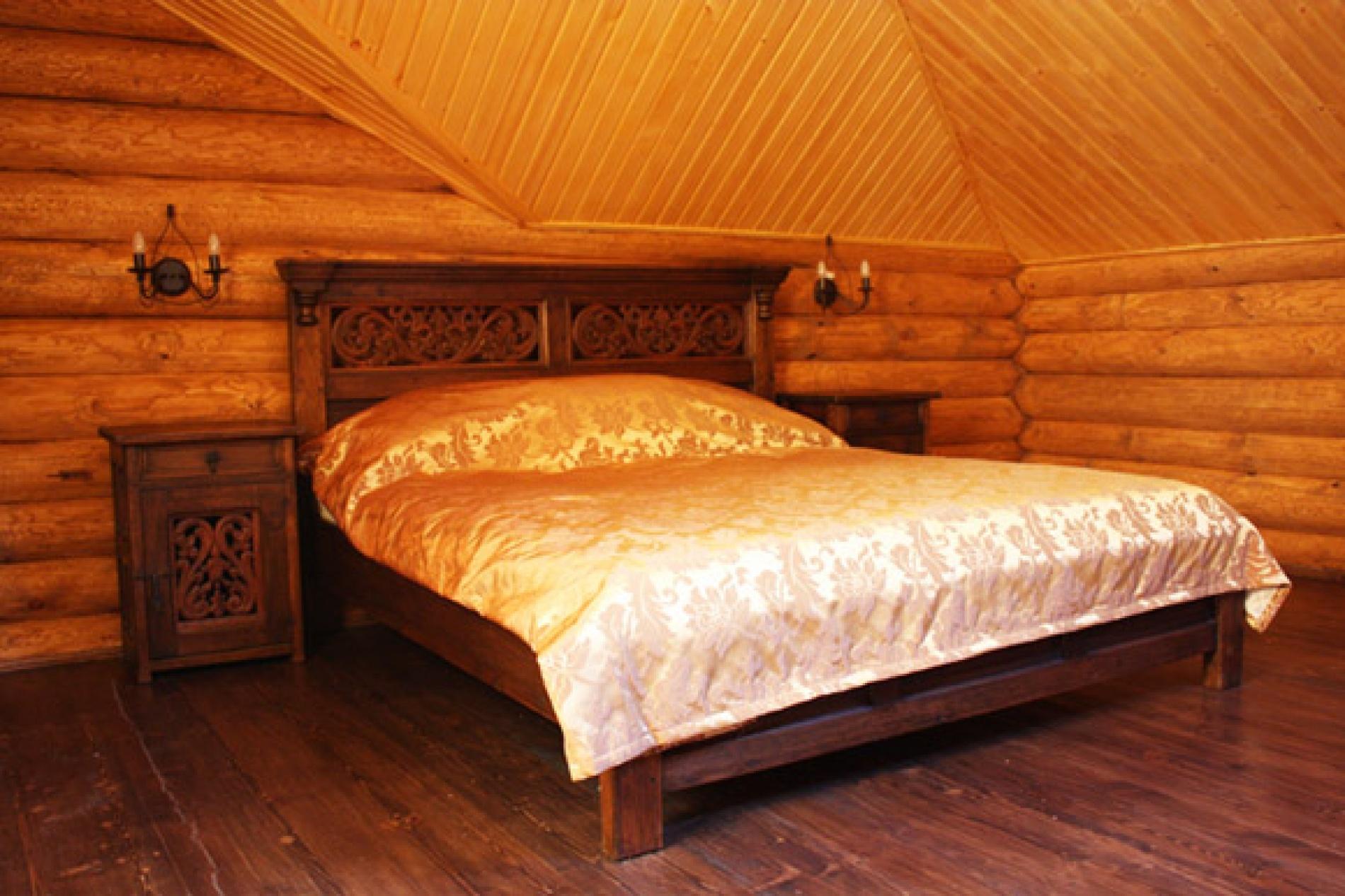 База отдыха «Барсучок» Тульская область 2-местный номер в главном корпусе , фото 2
