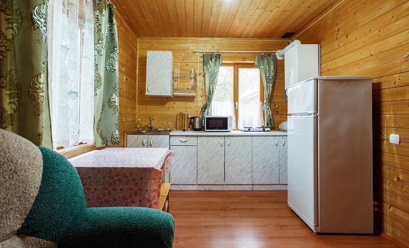 База отдыха «Березовая роща» Тульская область 3-местный коттедж, фото 4