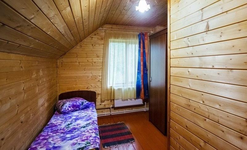 База отдыха «Березовая роща» Тульская область 4-местный коттедж , фото 1
