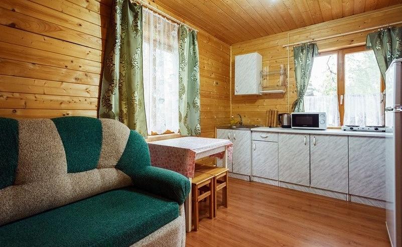База отдыха «Березовая роща» Тульская область 4-местный коттедж , фото 5