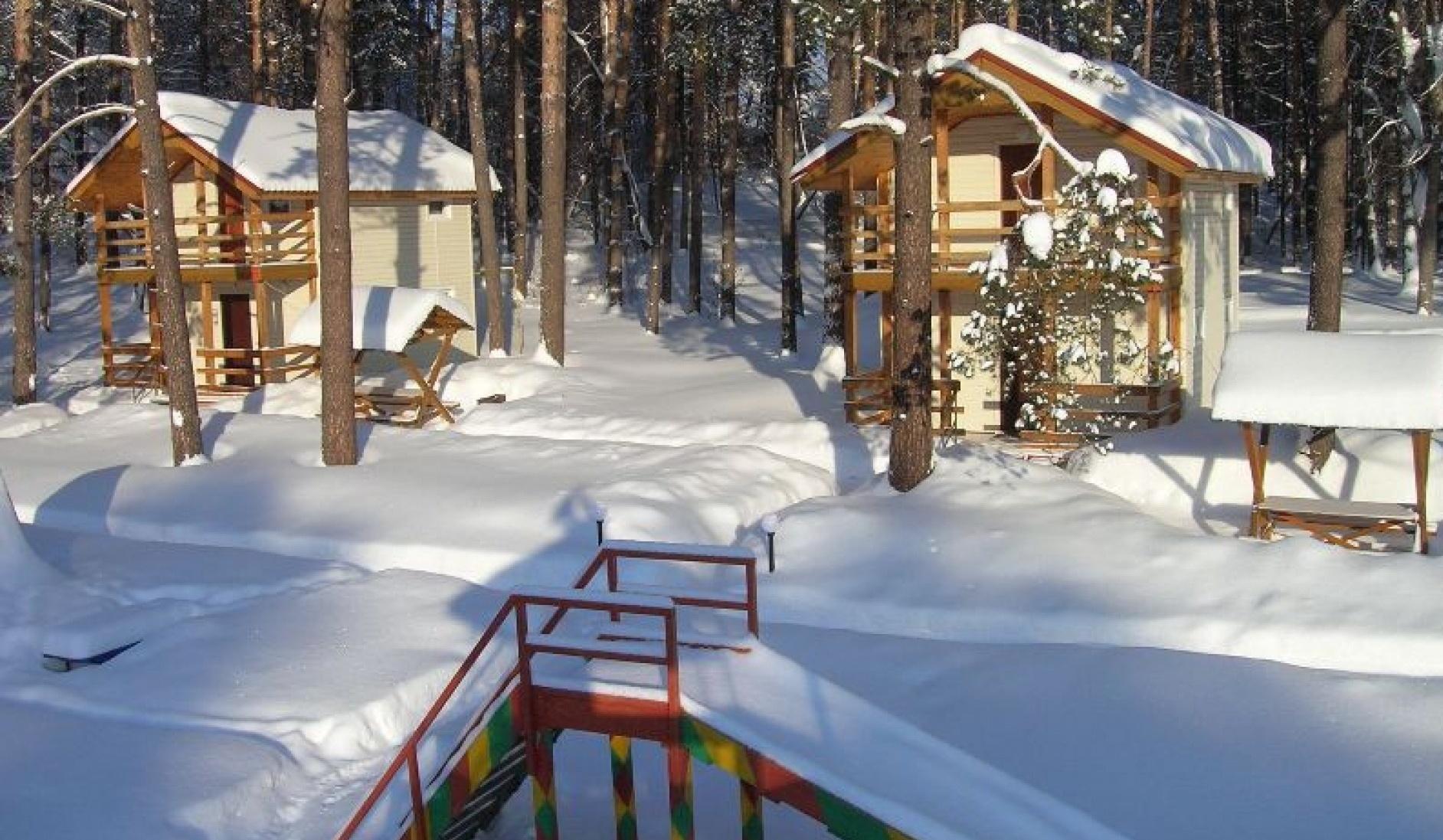 База отдыха «Лебяжье» Республика Татарстан, фото 15