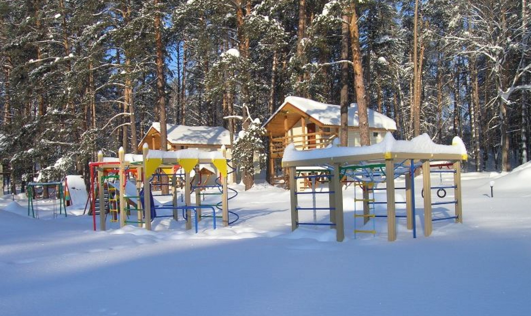 База отдыха «Лебяжье» Республика Татарстан, фото 14
