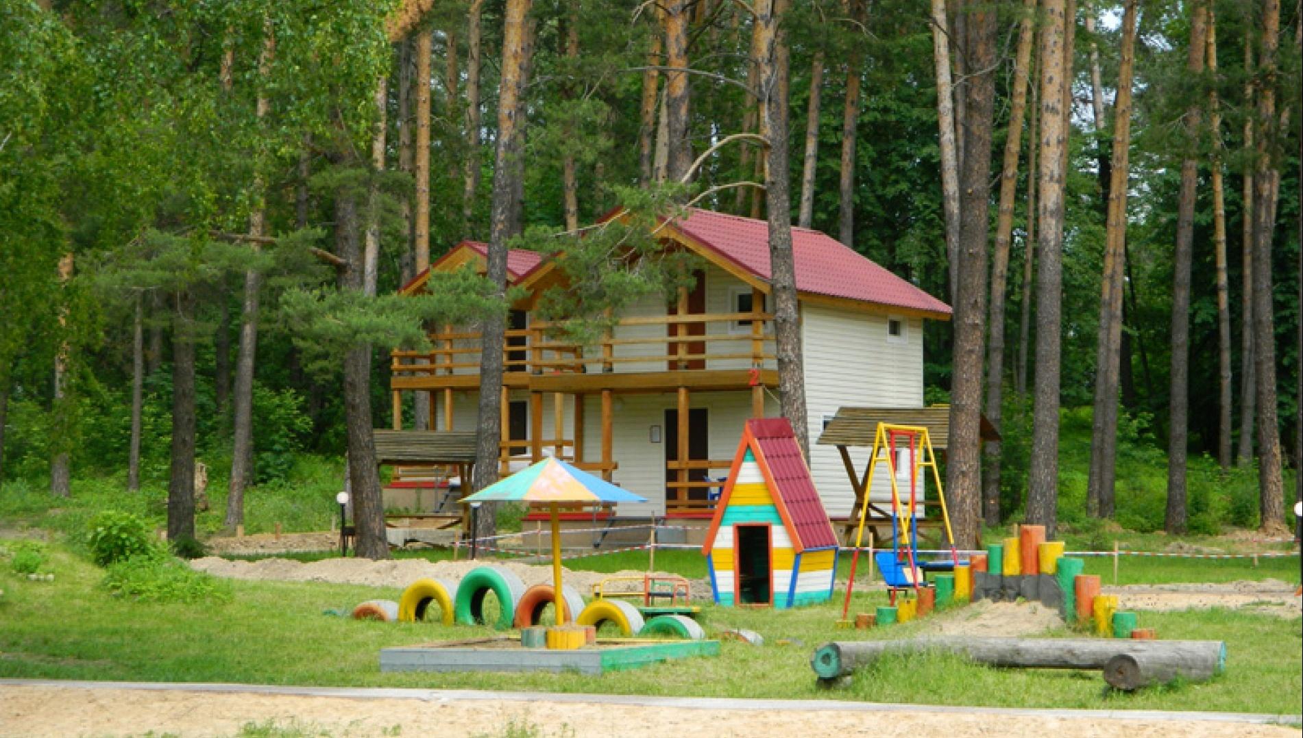 База отдыха «Лебяжье» Республика Татарстан, фото 9