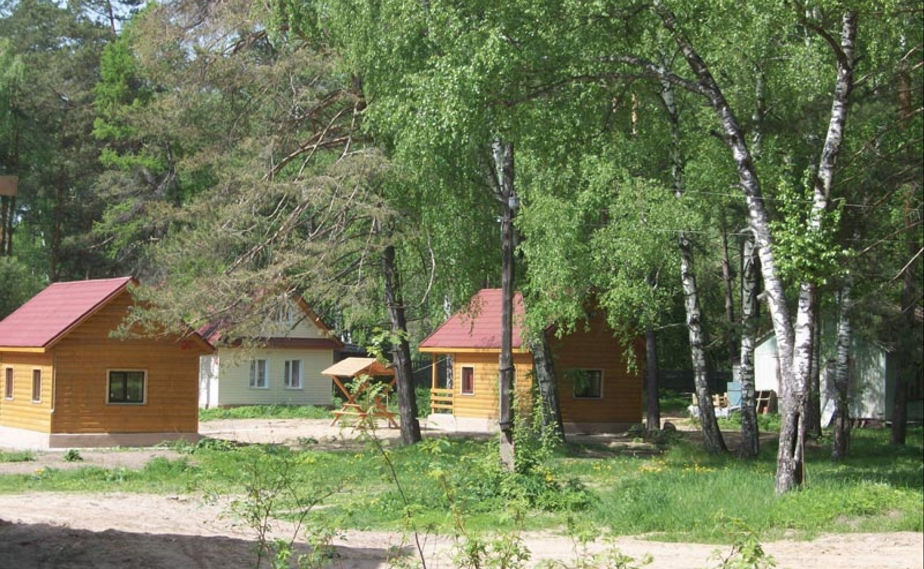 База отдыха «Лебяжье» Республика Татарстан, фото 4