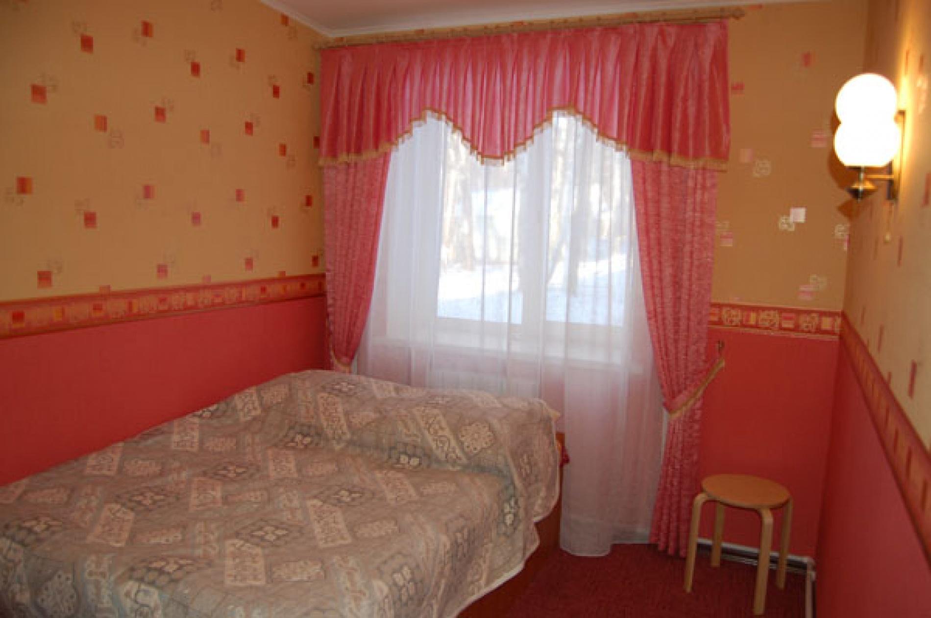 База отдыха «Лебяжье» Республика Татарстан 2-местный номер, фото 1
