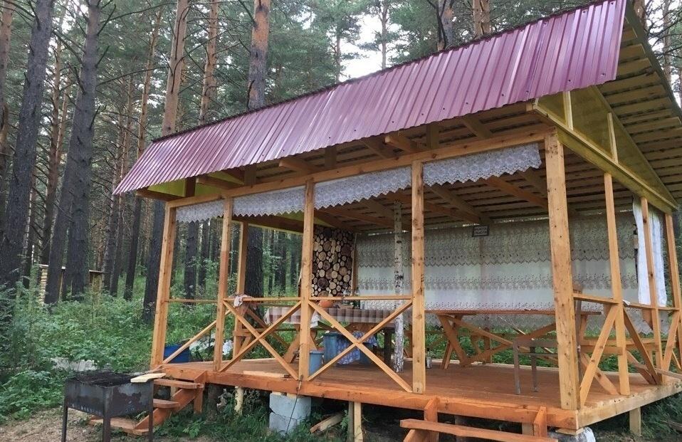 База отдыха «Зеленый мыс» Республика Башкортостан, фото 8