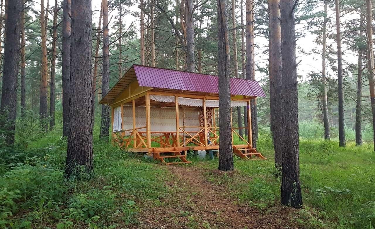 База отдыха «Зеленый мыс» Республика Башкортостан, фото 7