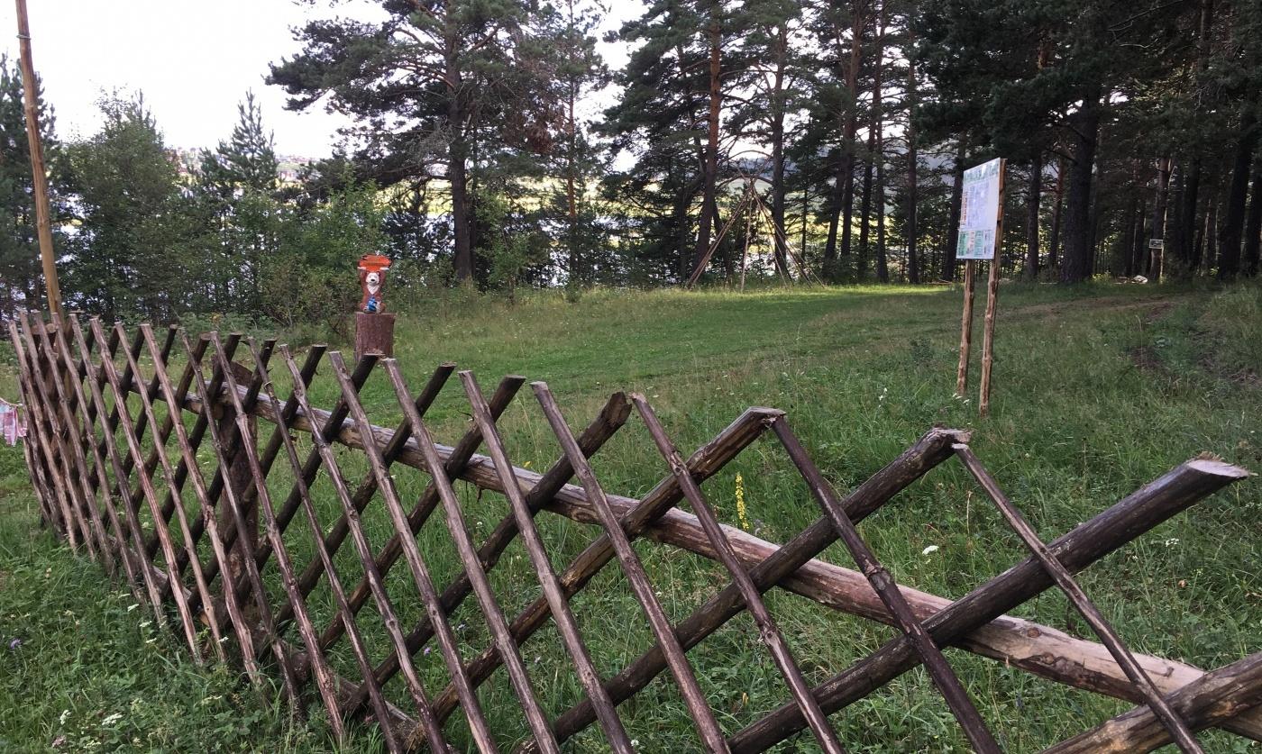 База отдыха «Зеленый мыс» Республика Башкортостан, фото 14