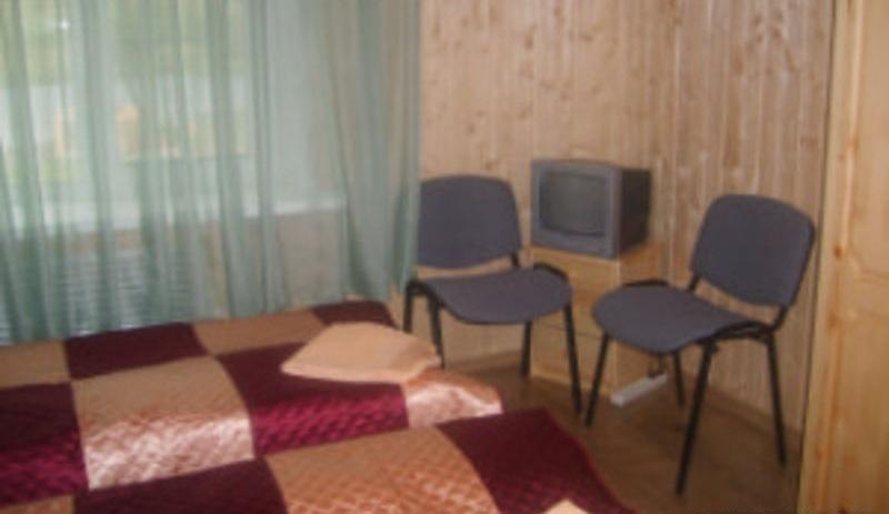 База отдыха «Иконки» Тульская область 2-местный номер, фото 1