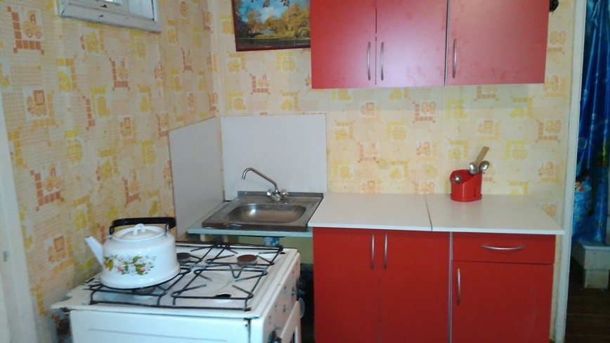 База отдыха «Окатур» Тульская область 3-местный летний домик № 23/2, фото 2