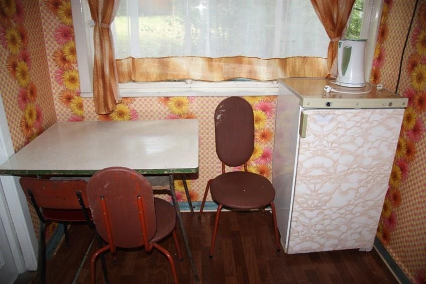 База отдыха «Окатур» Тульская область 4-местный летний домик № 38, фото 3