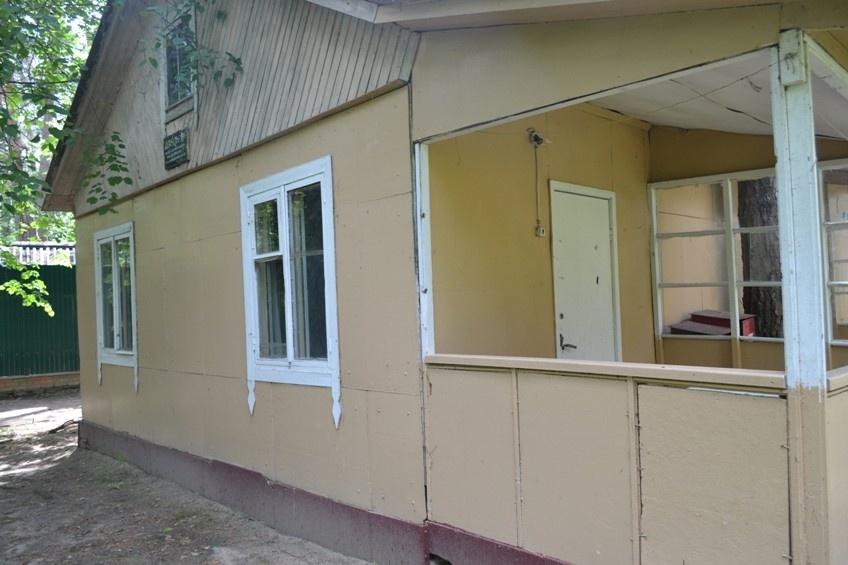 База отдыха «Окатур» Тульская область 3-местный летний домик № 27/1, фото 1