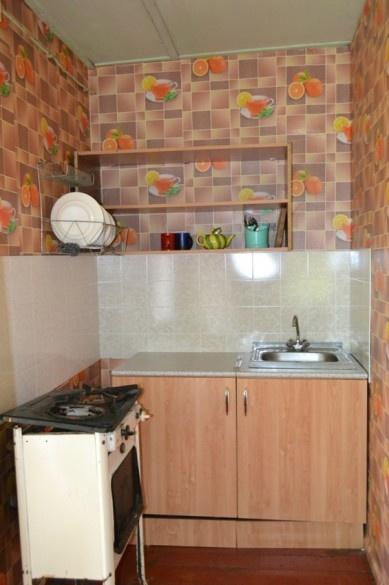 База отдыха «Окатур» Тульская область 2-местный летний домик № 17/1, фото 3