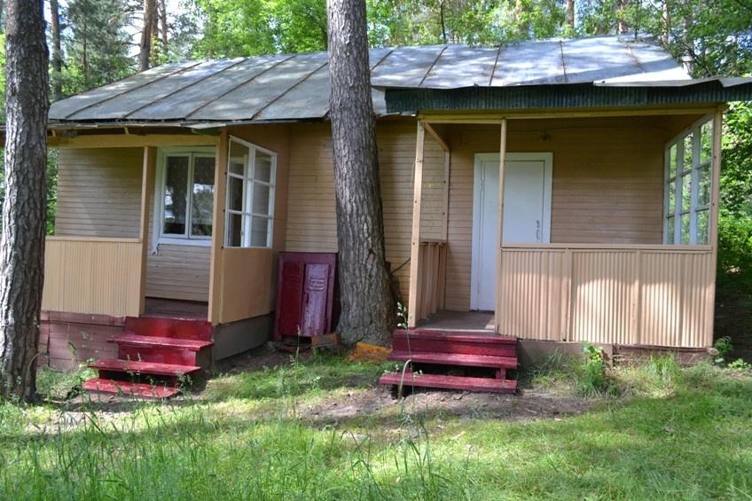 База отдыха «Окатур» Тульская область 4-местный летний домик № 17/2, фото 1