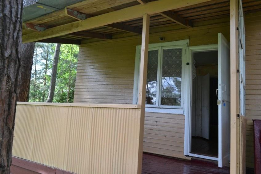 База отдыха «Окатур» Тульская область 4-местный летний домик № 17/2, фото 2