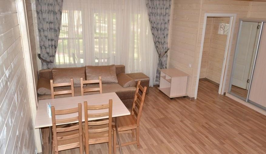 База отдыха «Окатур» Тульская область 4-местный комплекс, фото 3