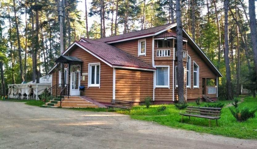 База отдыха «Окатур» Тульская область, фото 1