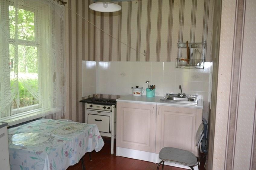 База отдыха «Окатур» Тульская область 2-местный летний домик № 15, фото 4