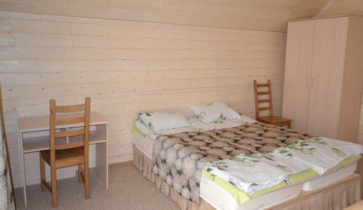 База отдыха «Окатур» Тульская область 2-местный комплекс, фото 2