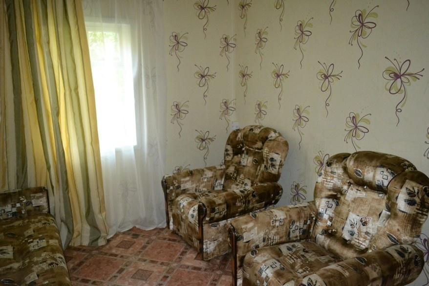 База отдыха «Окатур» Тульская область 3-местный летний домик № 9, фото 4