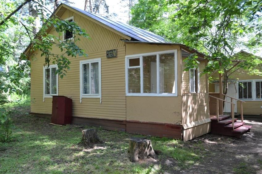 База отдыха «Окатур» Тульская область 2-местный летний домик № 15, фото 2