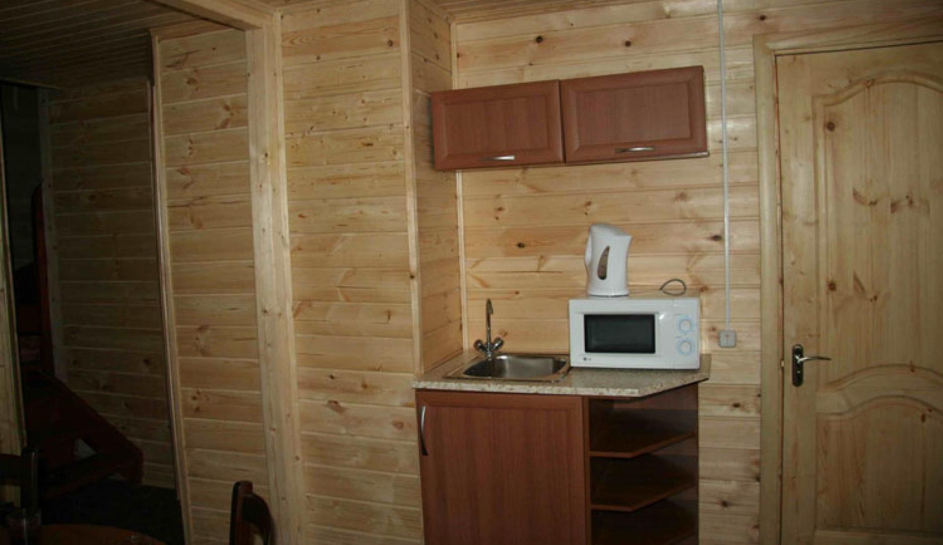 База отдыха «Окатур» Тульская область Мини-люкс, фото 7
