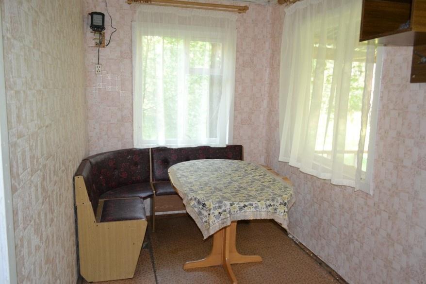 База отдыха «Окатур» Тульская область 3-местный летний домик № 9, фото 6