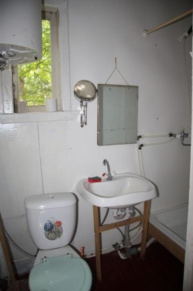База отдыха «Окатур» Тульская область 4-местный летний домик № 38, фото 4