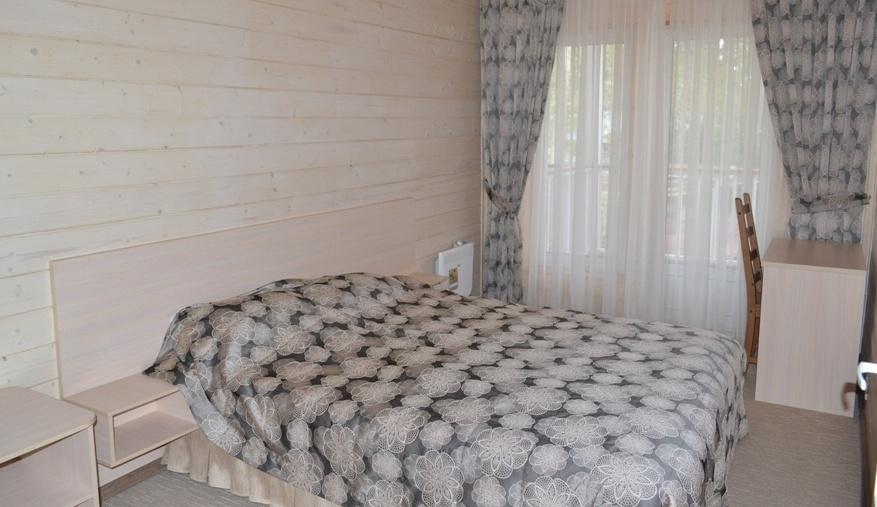 База отдыха «Окатур» Тульская область 4-местный комплекс, фото 2
