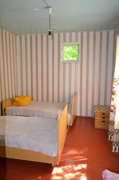 База отдыха «Окатур» Тульская область 2-местный летний домик № 14/2, фото 2