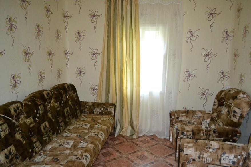 База отдыха «Окатур» Тульская область 3-местный летний домик № 9, фото 5