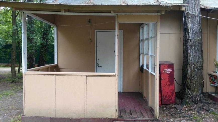 База отдыха «Окатур» Тульская область 3-местный летний домик № 27/1, фото 2