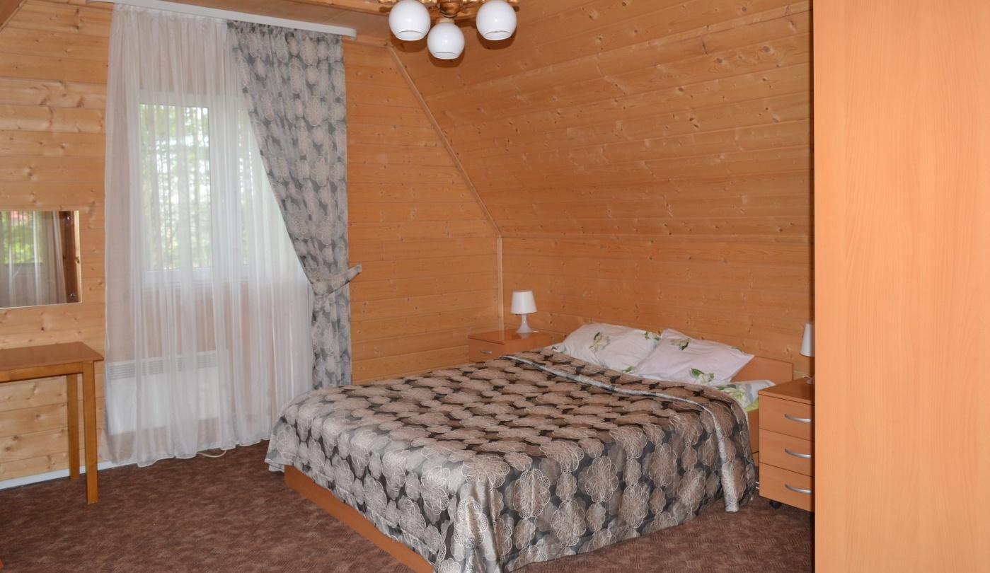 База отдыха «Окатур» Тульская область Мини-люкс, фото 2
