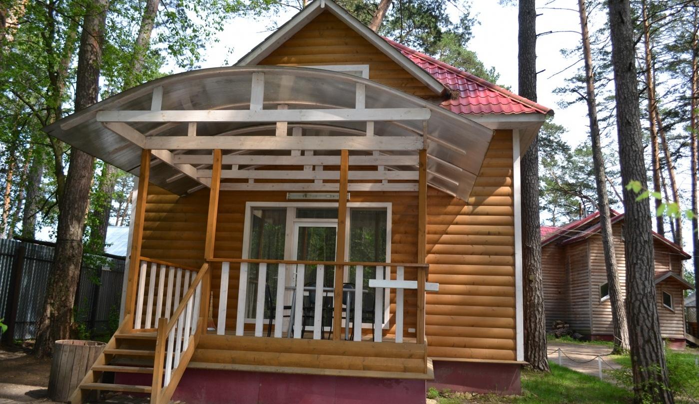 База отдыха «Окатур» Тульская область, фото 7
