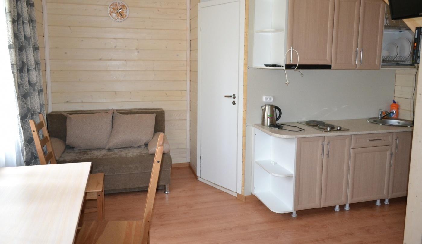 База отдыха «Окатур» Тульская область 2-местный комплекс, фото 3