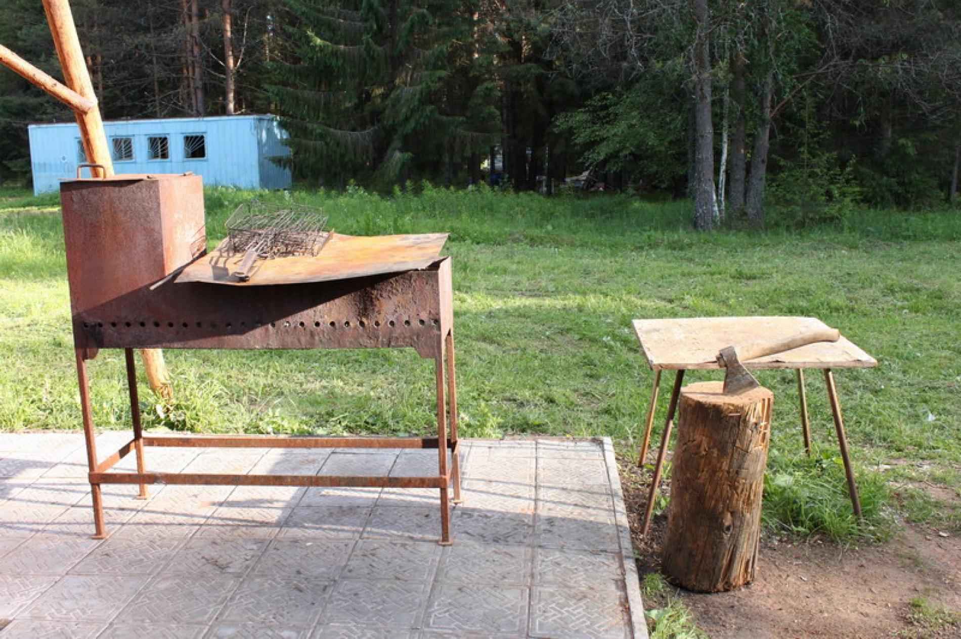База отдыха «Сосновые шишки» Кировская область, фото 3
