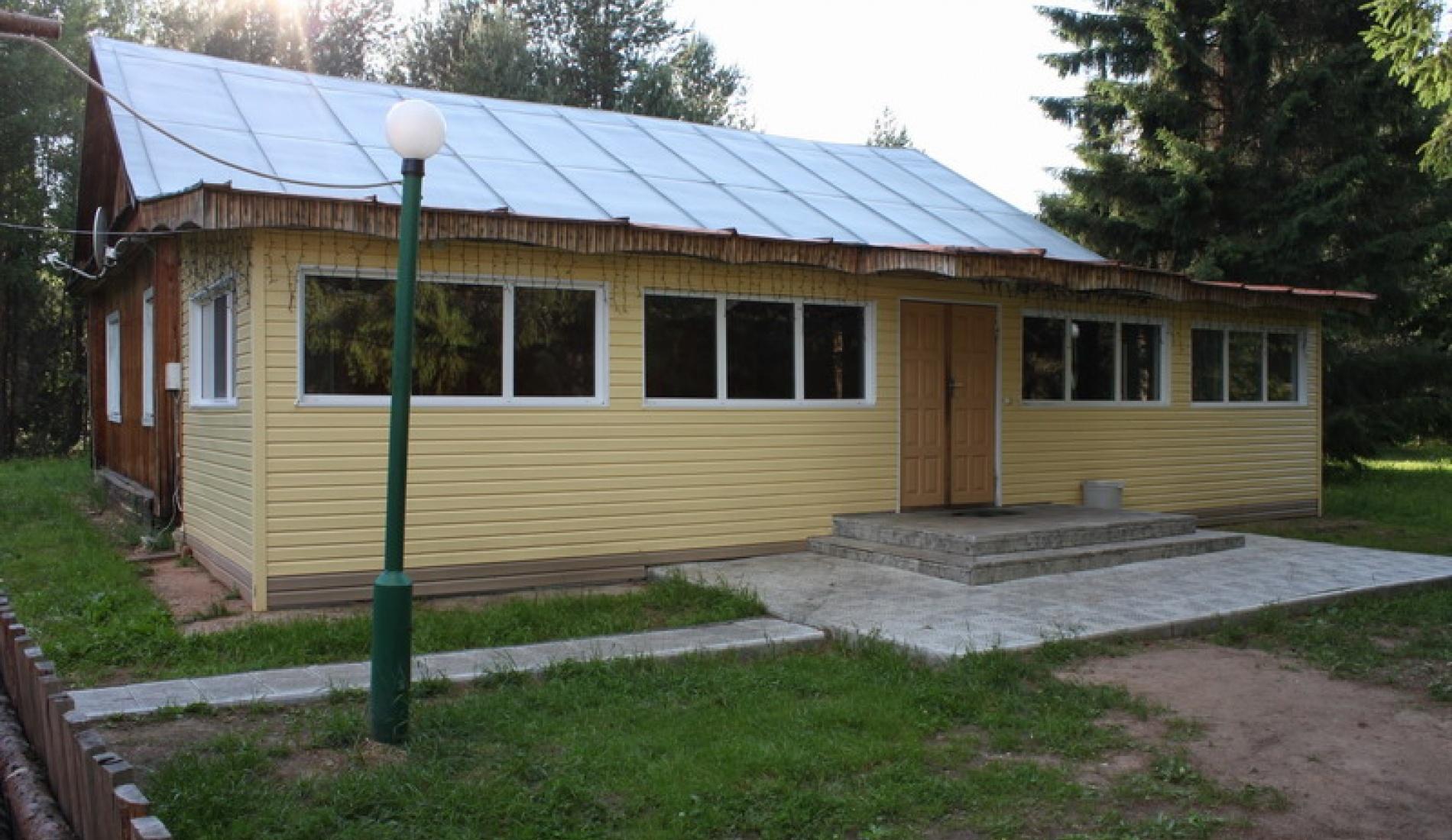 База отдыха «Сосновые шишки» Кировская область, фото 1