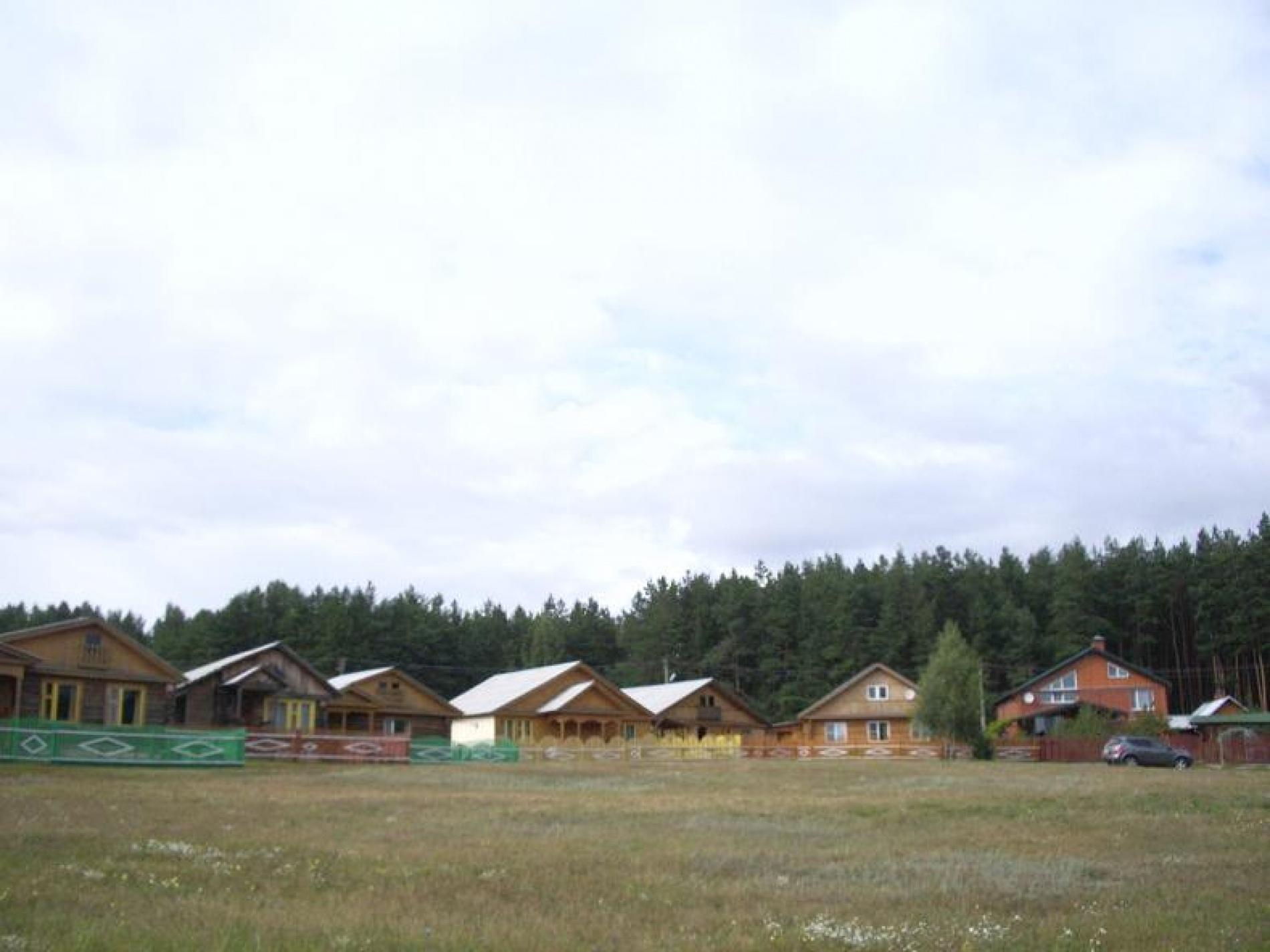 """База отдыха """"Сумбулово"""" Рязанская область, фото 1"""