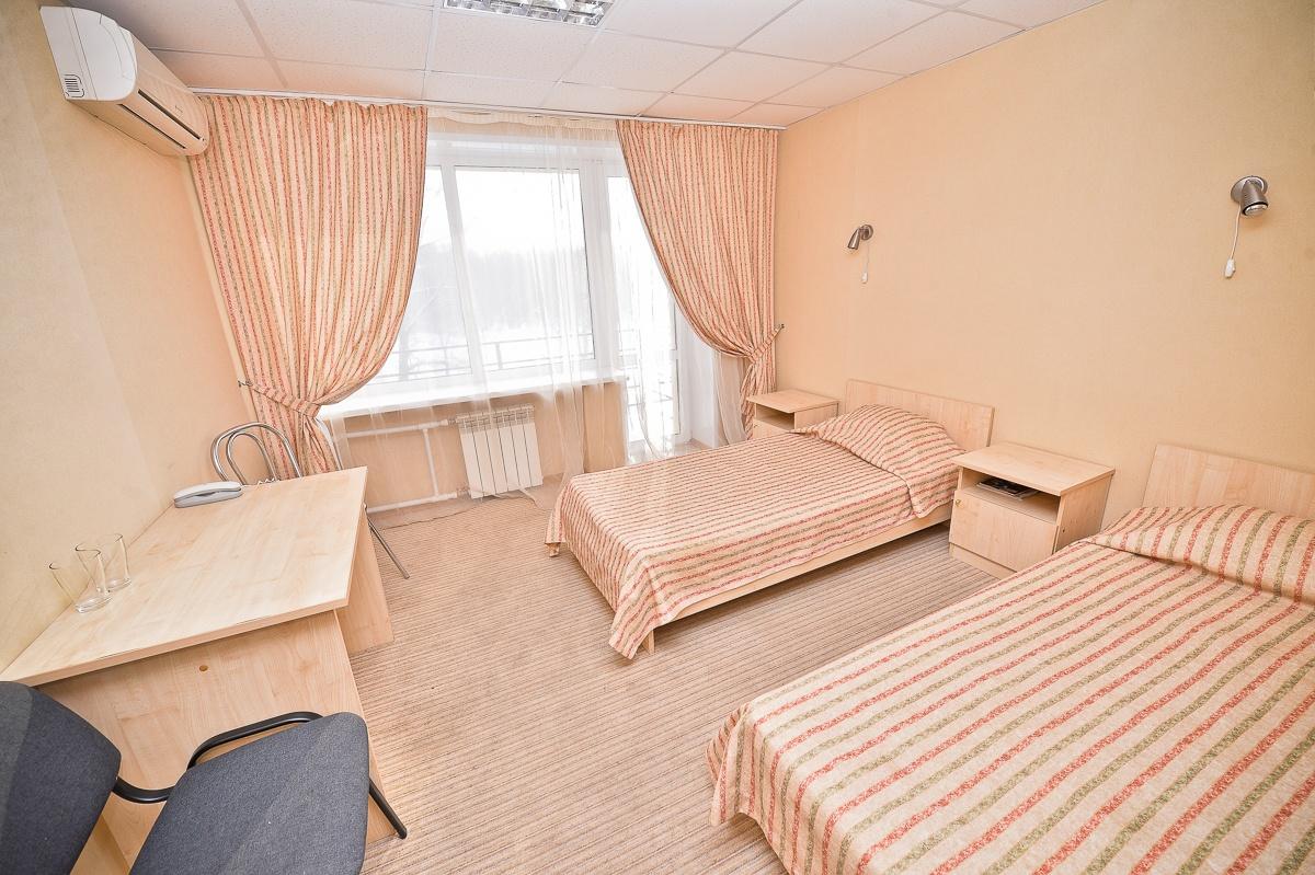 Парк-отель «Нежинка» Оренбургская область Стандарт +, фото 2