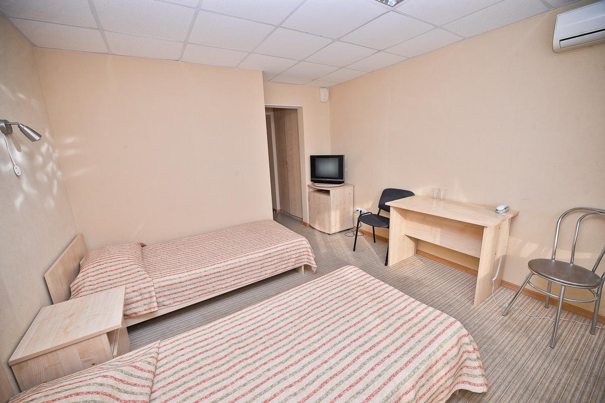 Парк-отель «Нежинка» Оренбургская область Стандарт, фото 2