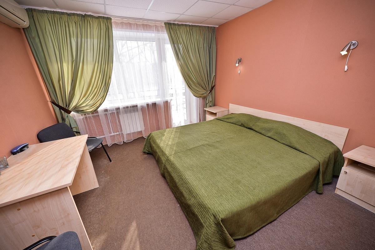 Парк-отель «Нежинка» Оренбургская область Стандарт +, фото 1