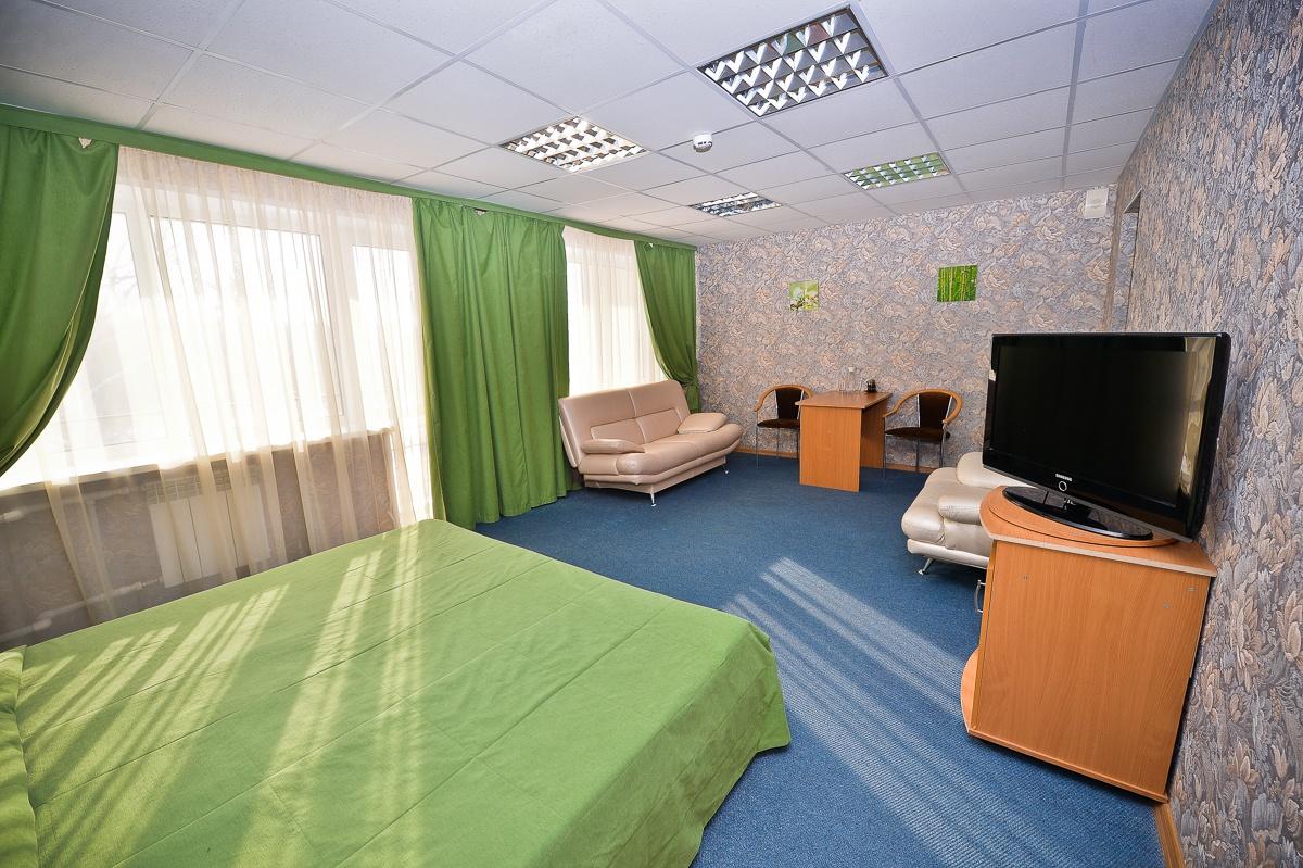 Парк-отель «Нежинка» Оренбургская область Полулюкс, фото 2
