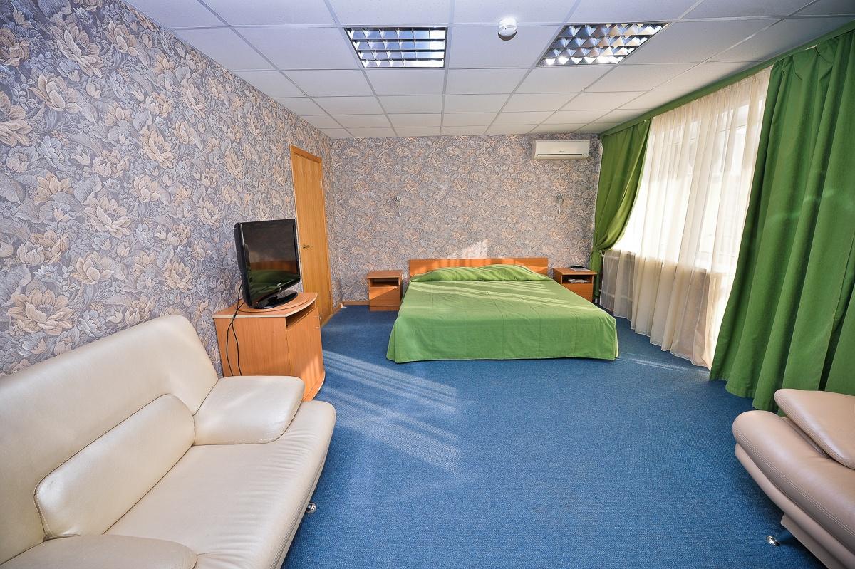 Парк-отель «Нежинка» Оренбургская область Полулюкс, фото 1