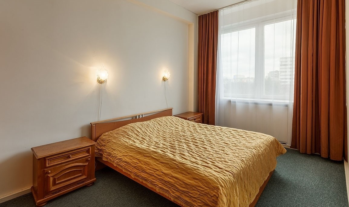 Оздоровительный комплекс «Devon Resort & Spa» Московская область Номер «Эконом» с одной кроватью, фото 1