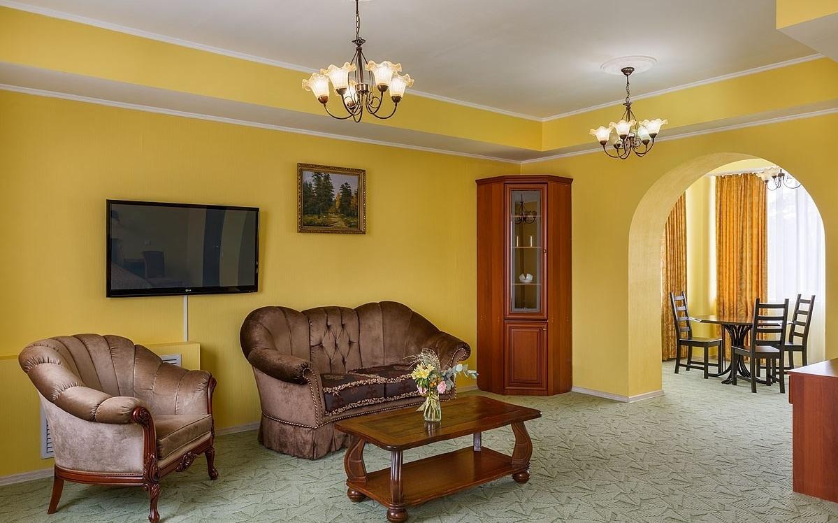 Оздоровительный комплекс «Devon Resort & Spa» Московская область Номер «Люкс», фото 5