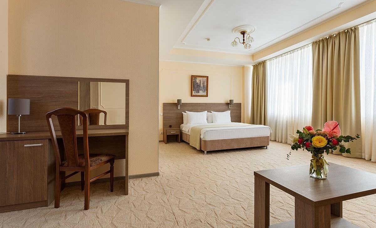 Оздоровительный комплекс «Devon Resort & Spa» Московская область Номер «Люкс», фото 4