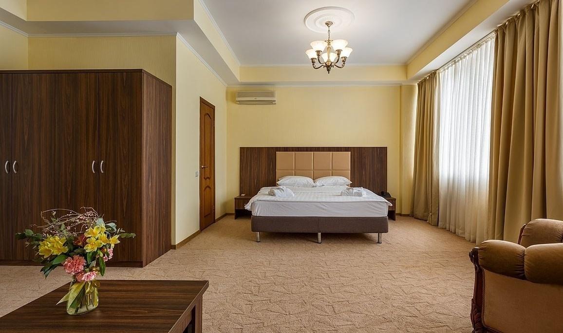 Оздоровительный комплекс «Devon Resort & Spa» Московская область Номер «Люкс», фото 2