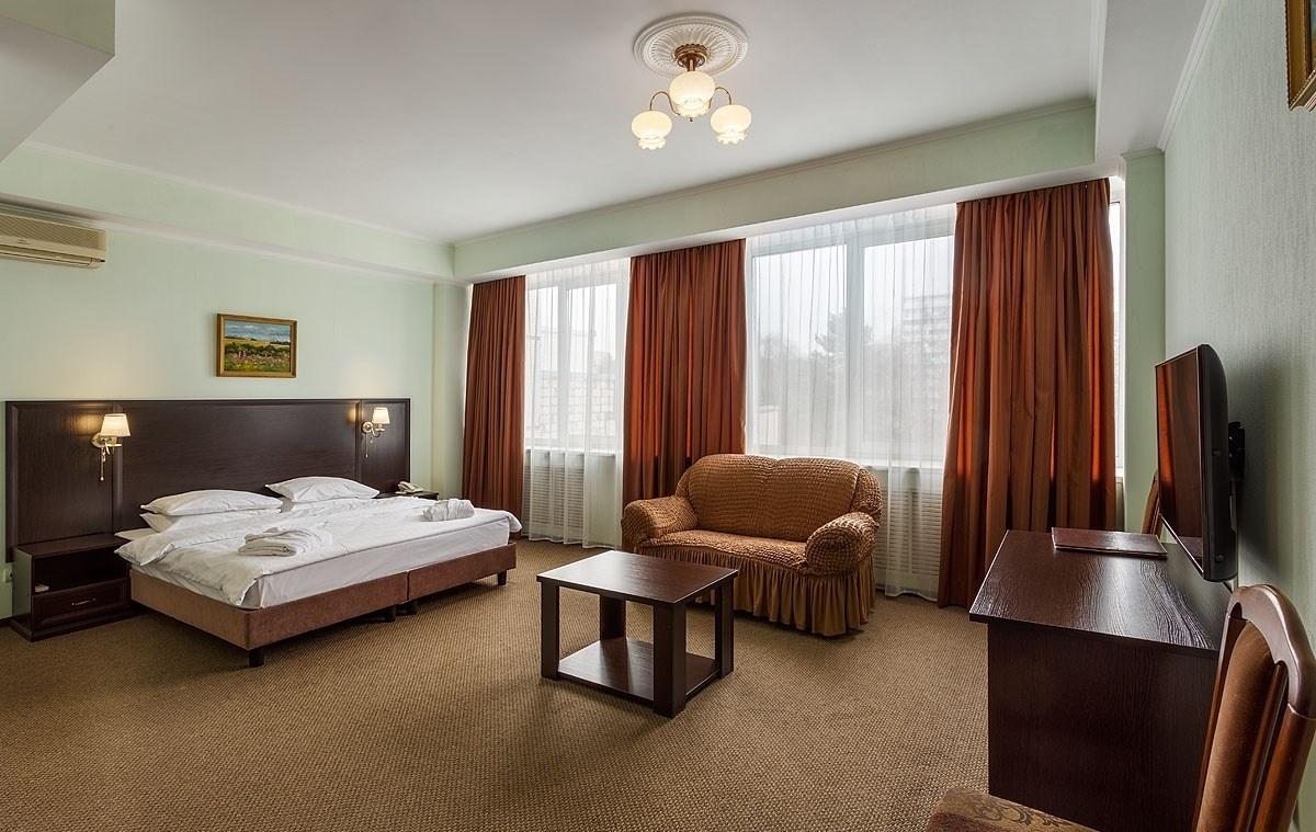 Оздоровительный комплекс «Devon Resort & Spa» Московская область Номер «Полулюкс», фото 2