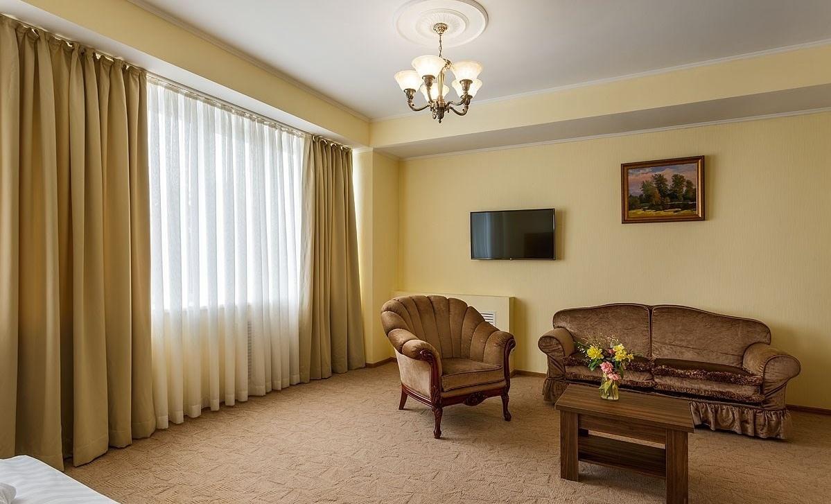 Оздоровительный комплекс «Devon Resort & Spa» Московская область Номер «Люкс», фото 6