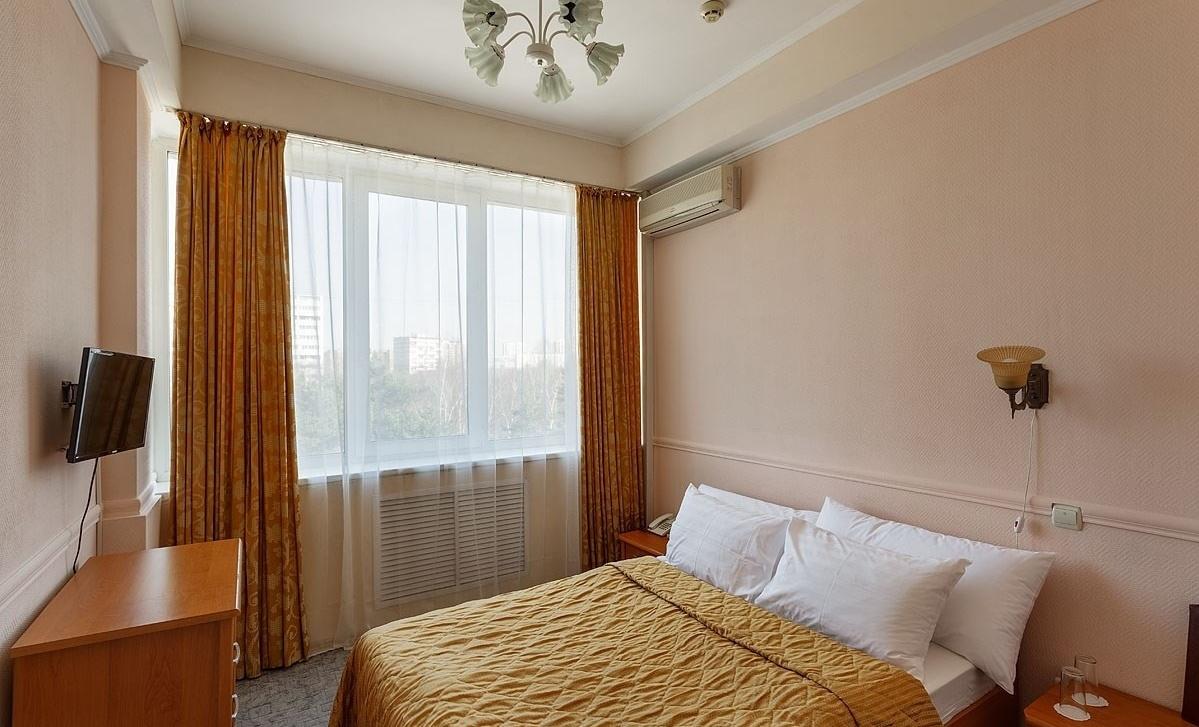 Оздоровительный комплекс «Devon Resort & Spa» Московская область Номер «Стандарт» с одной кроватью, фото 1